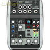 Behringer Xenyx Q502USB Mixer MIXERS UNDER 24 CHANNEL