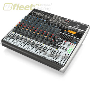 Behringer Xenyx Qx1832Usb Mixers Under 24 Channel
