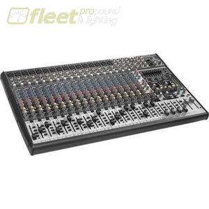 Behringer Xenyx Sx2442Fx Mixing Console Mixers Over 24 Inputs
