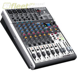 Behringer Xenyx X1204USB Premium 12-Input 2/2-Bus Mixer 24-Bit Multi-FX Processor MIXERS UNDER 24 CHANNEL