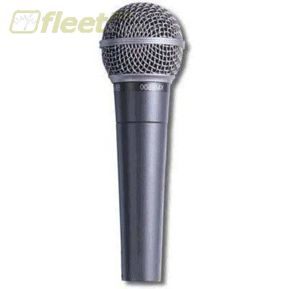 Behringer XM8500 Vocal Microphone DYNAMIC VOCAL MICS
