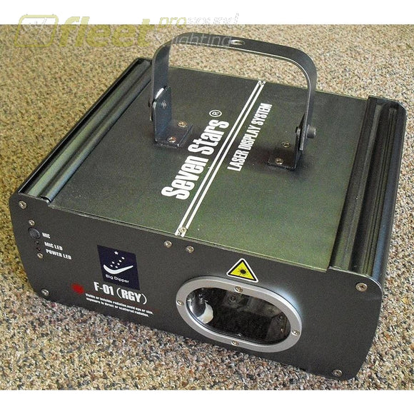 Big Dipper F01 Solid State Triple Laser Lasers