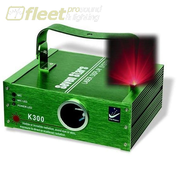 Big Dipper K300 100Mw Red Solid State Laser Lasers