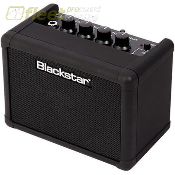 Blackstar Fly 3 Bluetooth - 3-Watt Mini Guitar Amplifier (Black) Guitar Combo Amps