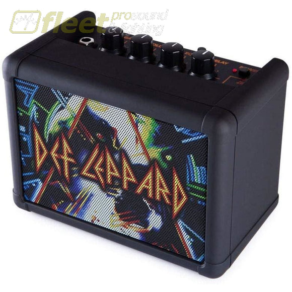 Blackstar FLY3DFL Bluetooth 3-Watt 1x3 Mini Guitar Combo Amplifier - Def Leppard Edition FLY3DFL GUITAR COMBO AMPS