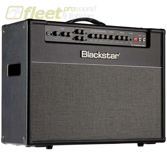 Blackstar Ht Stage 60 212 Mkii Tube Combo Stage602Mkii Guitar Combo Amps