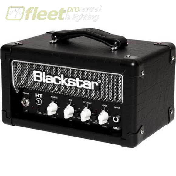 Blackstar Ht1Rhmkii 1W Tube Amp Head Guitar Amp Heads