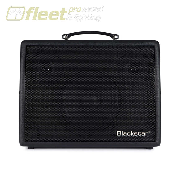 Blackstar SONN120BK 120W Acoustic Bluetooth EnablesAmplifier - Black ACOUSTIC AMPS