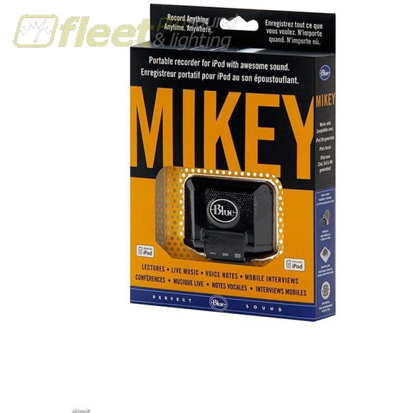Blue Microphones Mikey iPhone/iPod Microphone MOBILE DEVICE MICS