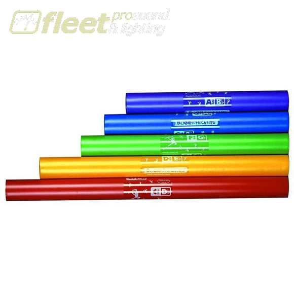 Boomwhackers® Chromatics Set Bwcg Handheld Percussion