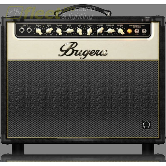 Bugera V22-INFINIUM 2 Channel Tube Combo Amplifier GUITAR COMBO AMPS
