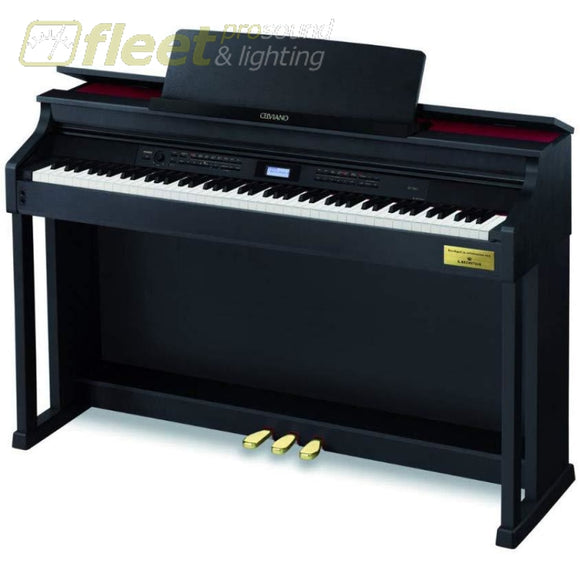 Casio AP470BK 88-Key Digital Piano - Black w/ Cabinet & Bench DIGITAL PIANOS