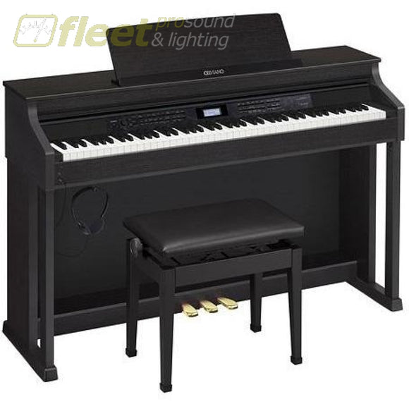 Casio Celviano Ap-650Bk Digital Piano Digital Pianos