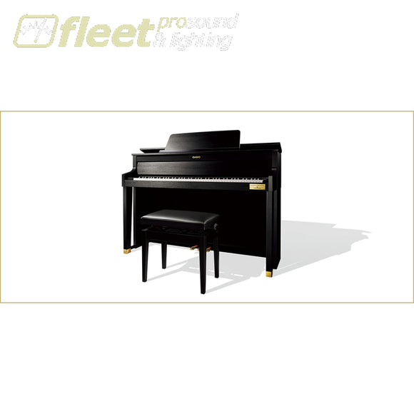 Casio Celviano GP-400BK Grand Hybrid Digital Piano - Matte Black Finish DIGITAL PIANOS