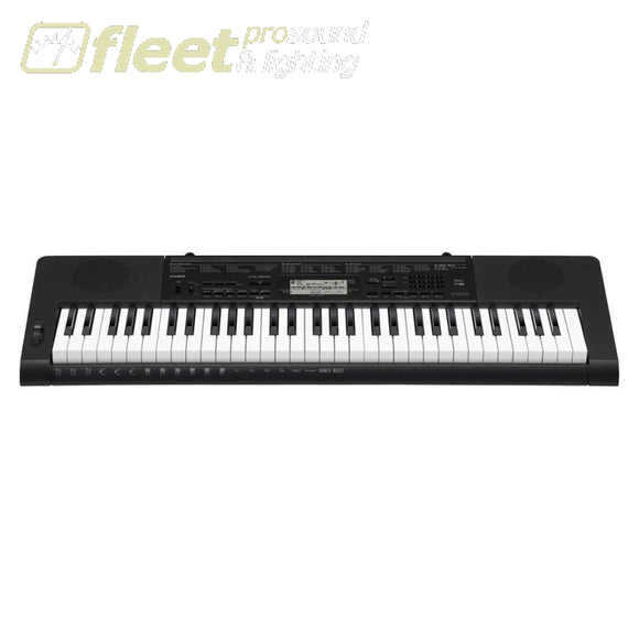Casio CTK3500 61 Note (Piano Style) Touch Response Keyboard W/AC DIGITAL PIANOS
