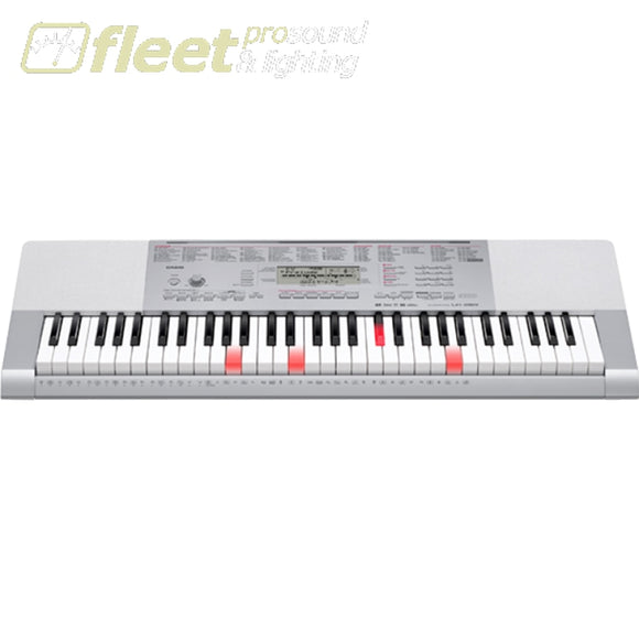 Casio LK280 61 Note Touch Response Keyboard w/ Lighted Keys KEYBOARDS & SYNTHESIZERS