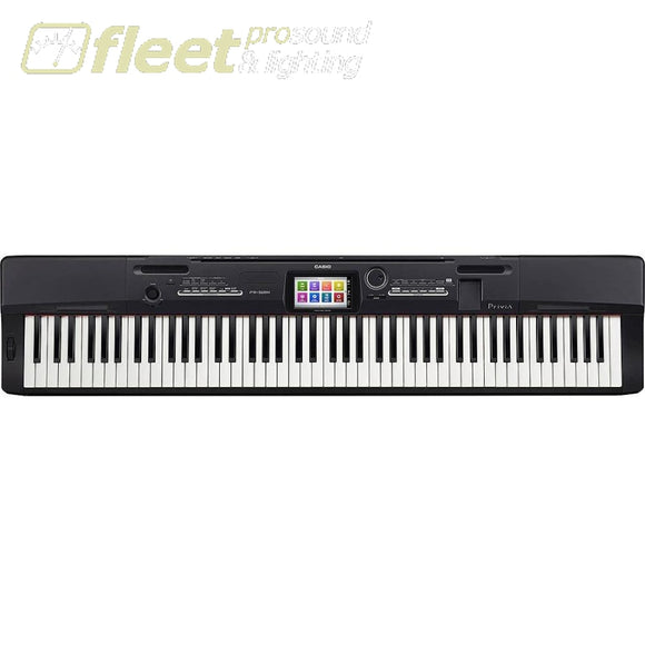 Casio Px-360 Privia Portable Digital Piano Digital Pianos