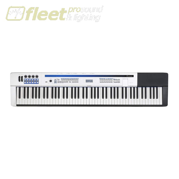 Casio PX5S 88-Key Digital Piano - White DIGITAL PIANOS
