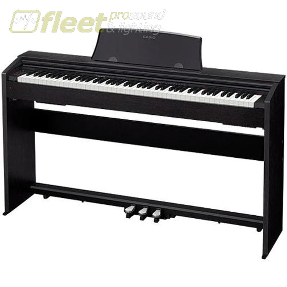 Casio Px770Bk Privia 88-Key Digital Piano (Black) Digital Pianos