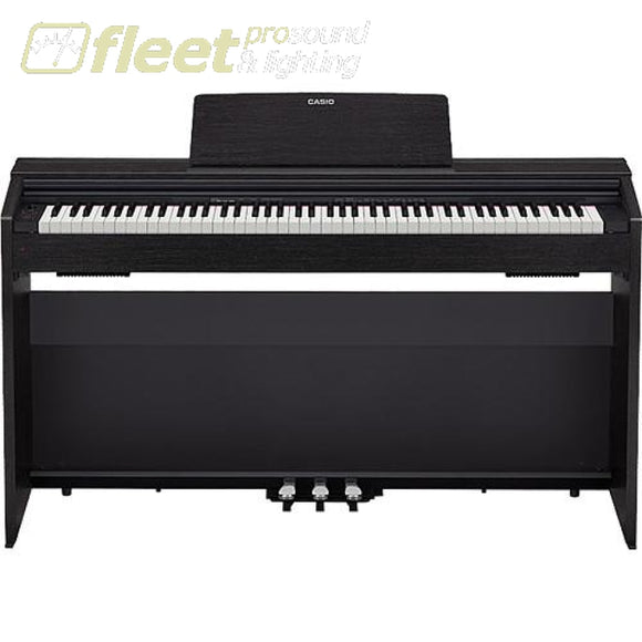 Casio Px870Bk Privia 88-Key Digital Piano (Black) Digital Pianos