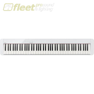 Casio PXS1000WE Privia Digital Piano - White DIGITAL PIANOS