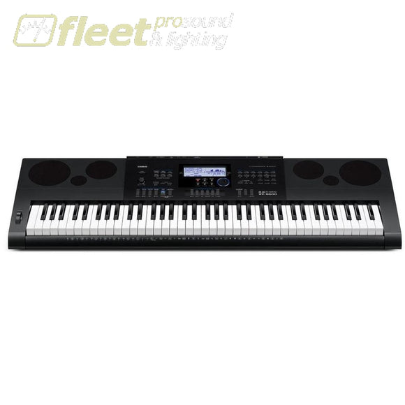 Casio Wk-6600 - Workstation Keyboard With Sequencer And Mixer Keyboards & Synthesizers