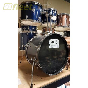 Cb-5Nlx 5Pc Drum Kit With Hardware Pack Acoustic Drum Kits