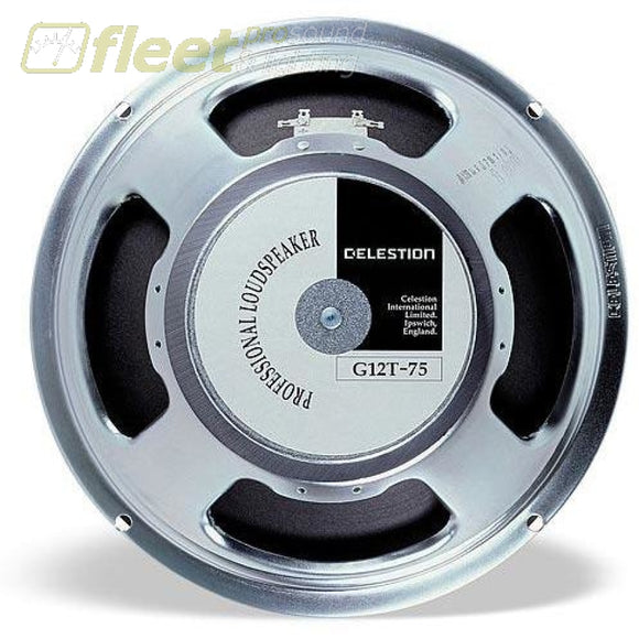 Celestion G12T-75 - 8 Ohm - T3781 - Guitar Speaker Guitar Speakers
