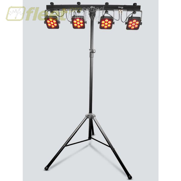 Chauvet 4BAR-TRI-USB Wash Lighting System STAGE LIGHT PACKAGES