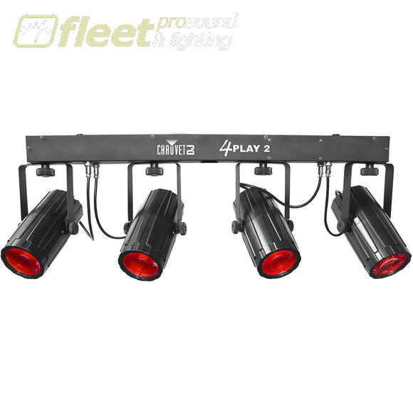 Chauvet 4PLAY-2 LED Effect Bar LED DJ EFFECTS