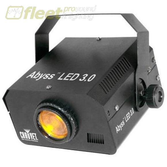 Chauvet ABYSS LED 3.0 DMX LED Effect with High-Power 15-Watt White LED LED DJ EFFECTS