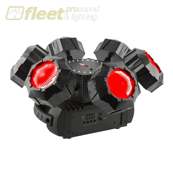 Chauvet HELICOPTERQ6 LED Multi-Effects Lights LED INTELLIGENT LIGHTS