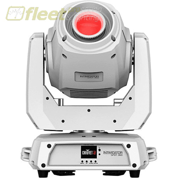 Chauvet INTIMSPOT360-LED-WHT LED Moving Head 1 x 100Watt - White MOVING HEADS