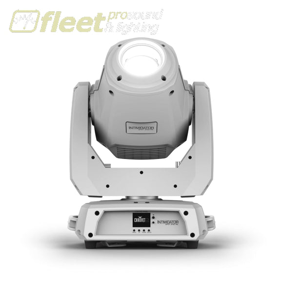 Chauvet INTIMSPOT375Z-IRC-WHT LED Spot Moving Head w/ Motorized Zoom 1 x 150 Watt - White MOVING HEADS