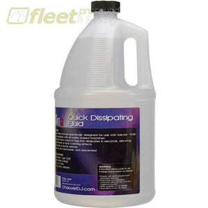 Chauvet Qdf Dj Quick Dissipating Fog Fluid (1 Gallon) Fluids
