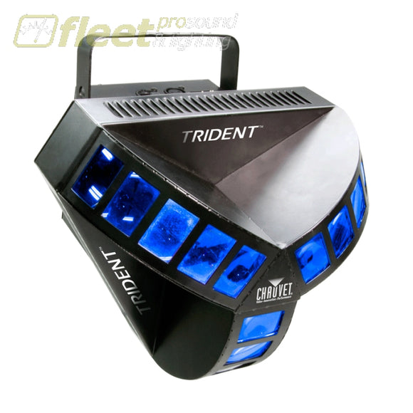 Chauvet Trident Dj Lighting Effect ***price Listed Is For One Day Rental. Rental Dj Lights