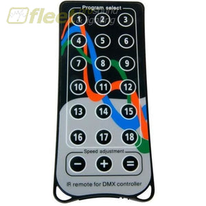 Chauvet Xpress Remote Remote For Xpress Series Light Boards