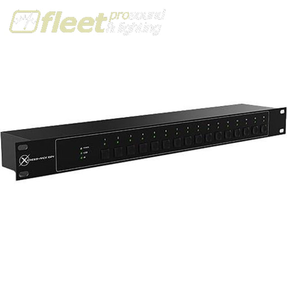 Chauvet XPRESSRACK-1024 Rackmount DMX Interface for ShowXpress DMX DISTRIBUTION
