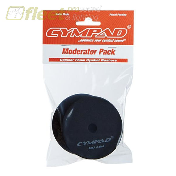 Cympad MD80 Moderator - 80mm Double Pack CYMBAL ACCESSORIES