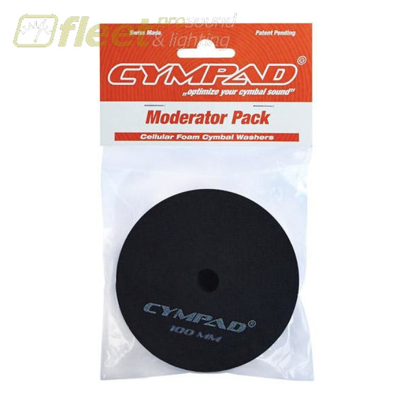Cympad MS100 Moderator - 100mm Sinlge Pack CYMBAL ACCESSORIES