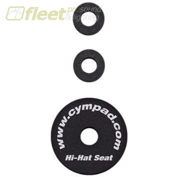 Cympad OSHH Optimizer Hi Hat Clutch & Seat Set (3 PCS) CYMBAL ACCESSORIES