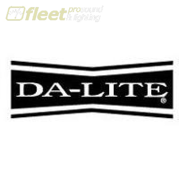 Da-Lite 41542 9 X 12 Front Projection Surface For Fast Fold Screen Screens - Video
