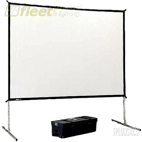 Da-Lite 9X12 Screen With Front And Rear Project ***price Listed Is For One Day Rental. Rental Screens