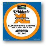 DAddario EXL160 electric Bass Strings BASS STRINGS