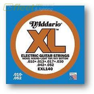 Daddario Guitar Strings - Exl140 Guitar Strings