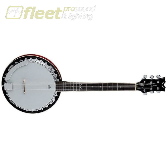 Dean Backwoods 6 Banjo - Six String Banjos
