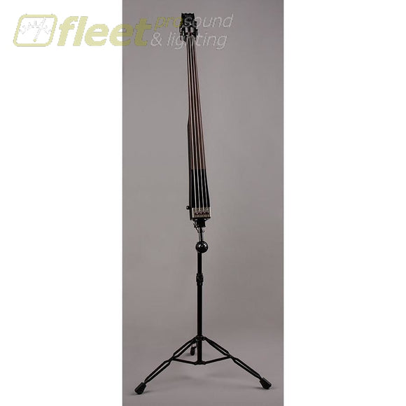Dean Pace Upright Bass Black With Case Paceb-Cbk Upright Basses
