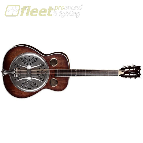 Dean Resonator Spider Antique Distressed Oil Resonator Dobros