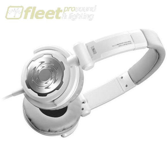 Denon DN-HP500S Pro Headphones White DJ HEADPHONES