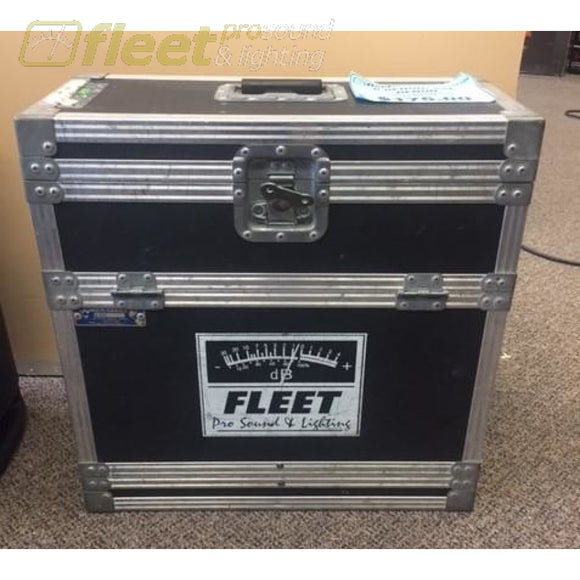 Denon Flight Case For Duel Cd Player - Rental Used Gear Used Cases